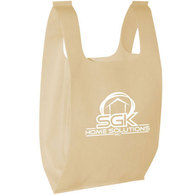 T-Shirt Bag with white imprint
