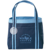blue davinci tote bag