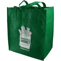 Reusable grocery bags, Personalized shopping bags